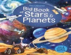 To prepare for the space trip, I read lots of interesting astronomy books about stars and planets.