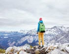 It becomes harder to breathe in very high altitudes.