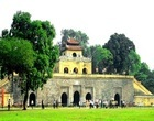 A visit to Hanoi wouldn't be complete without visiting the Imperial Citadel of Thang Long.