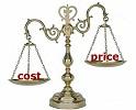 PRICE-COST-VALUE-WORTH-EXPENSE CHILDISH-CHILDLIKE