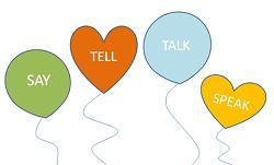Phân biệt: SAY - TELL - SPEAK - TALK